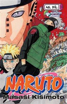Obálka titulu Naruto 46: Naruto je zpět!!