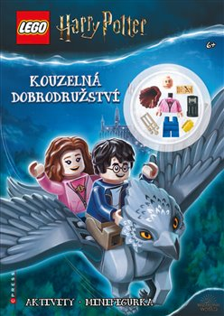 Obálka titulu Lego Harry Potter - Kouzelná dobrodružství