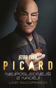 Obálka titulu Star Trek: Picard – Nejposlednější z nadějí