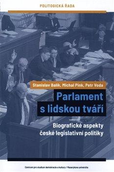Obálka titulu Parlament s lidskou tváří