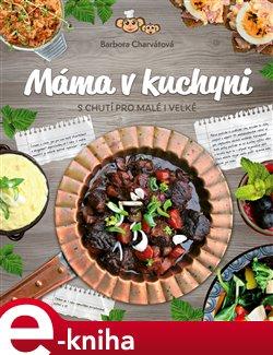 Obálka titulu Máma v kuchyni
