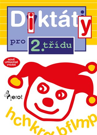 Diktáty pro 2. třídu - Petr Šulc | Booksquad.ink