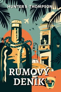 Obálka titulu Rumový deník
