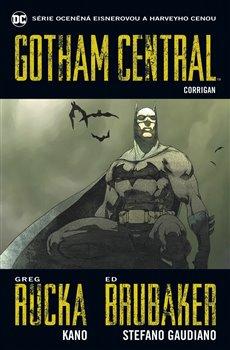 Obálka titulu Gotham Central 4: Corrigan