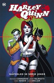 Harley Quinn 5: Naposled se směje Joker