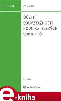Obálka titulu Účetní souvztažnosti podnikatelských subjektů