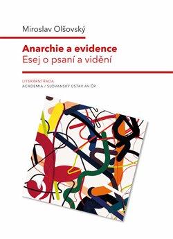 Obálka titulu Anarchie a evidence