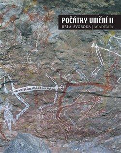 Obálka titulu Počátky umění II.