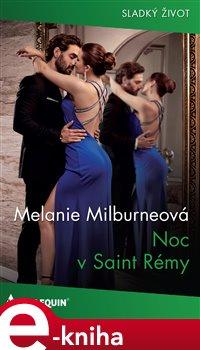 Obálka titulu Noc v Saint Rémy