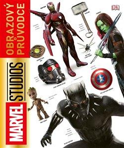 Obálka titulu Marvel Studios: Obrazový průvodce