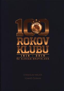 Obálka titulu 100 rokov klubu 1919-2019