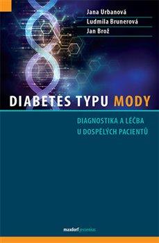 Obálka titulu Diabetes typu MODY