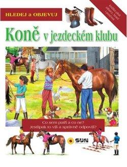 Obálka titulu Koně v jezdeckém klubu