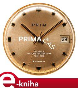 Obálka titulu Prima čas