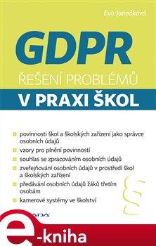 GDPR - Řešení problémů v praxi škol