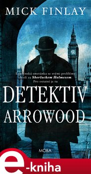 Obálka titulu Detektiv Arrowood