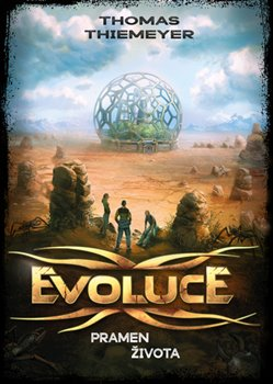 Obálka titulu Evoluce - Pramen života