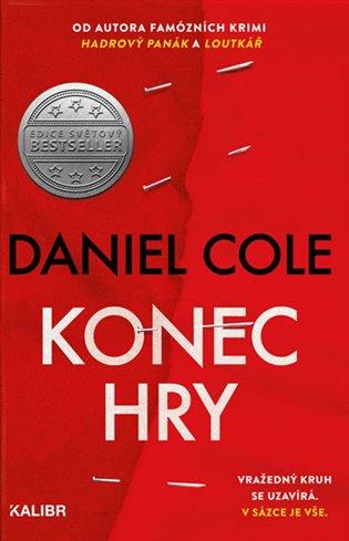Konec hry:Hadrový panák 3 - Daniel Cole | Booksquad.ink