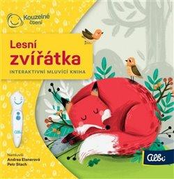 Obálka titulu Kouzelné čtení - minikniha Lesní zvířátka