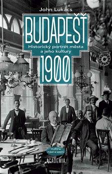 Obálka titulu Budapešť 1900