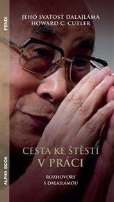 """Když jsme po skončení práce na knize stáli na verandě, Dalajláma se usmál a na rozloučenou mě dlouze objal. Strávili jsme spolu mnoho hodin rozhovorů a zabývali se problémy lidstva i každodenním životem jediného člověka. V té chvíli, v okamžiku lidského doteku, během prosté výměny vřelosti a citu s přítelem a spolupracovníkem, jsem cítil, že právě o tom ta práce byla."""" Howard C. Cutler"""