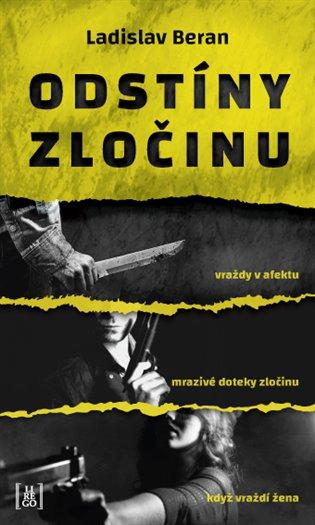 Odstíny zločinu - Ladislav Beran | Booksquad.ink