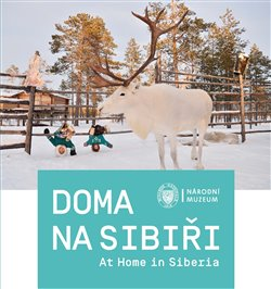Obálka titulu Doma na Sibiři / At Home in Siberia