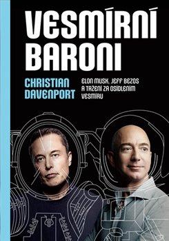 Obálka titulu Vesmírní baroni