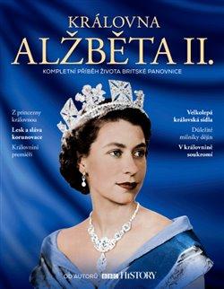 Obálka titulu Královna Alžběta II.