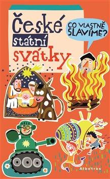 Obálka titulu České státní svátky