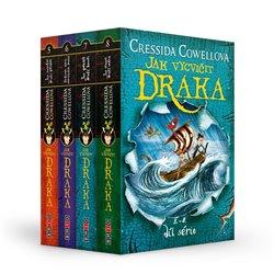 Obálka titulu Jak vycvičit draka: 5.–8. díl série