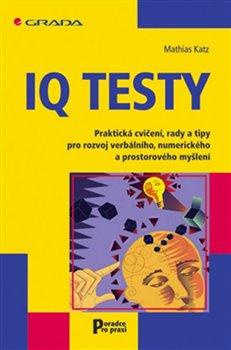 Obálka titulu IQ testy