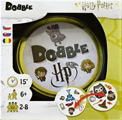 Obálka titulu Dobble Harry Potter