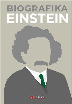 Obálka titulu Biografika: Einstein