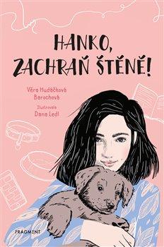 Obálka titulu Hanko, zachraň štěně!