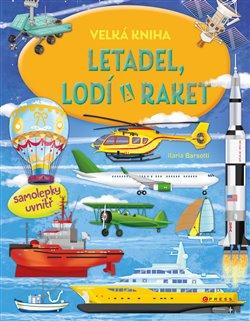 Velká kniha letadel, lodí a raket