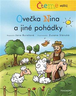 Obálka titulu Čteme sami – Ovečka Nina a jiné pohádky