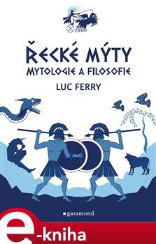 Obálka titulu Řecké mýty
