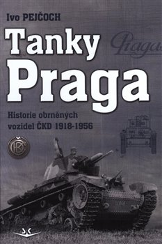 Obálka titulu Tanky Praga