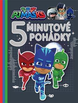 Obálka titulu Pyžamasky - 5minutové pohádky