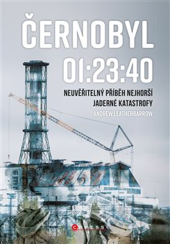 Obálka titulu Černobyl 01:23:40