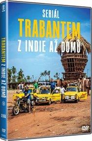 Trabantem z Indie až domů (2DVD, 14 dílů)