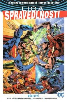 Obálka titulu Liga spravedlnosti 5: Dědictví