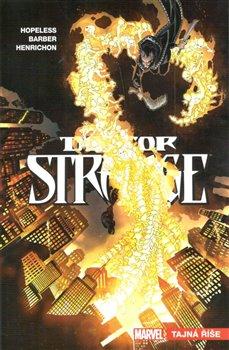 Obálka titulu Doctor Strange 5: Tajná říše