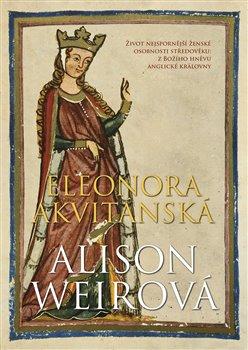 Obálka titulu Eleonora Akvitánská