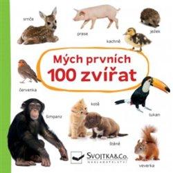 Obálka titulu Mých prvních 100 zvířat