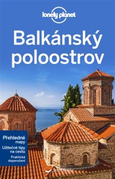 Obálka titulu Balkánský poloostrov - Lonely Planet