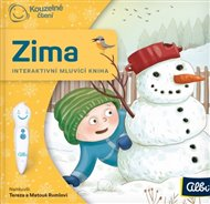 Kouzelné čtení - minikniha Zima