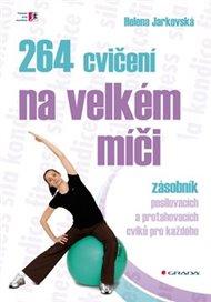 264 cvičení na velkém míči