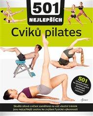 501 nejlepších cviků pilates